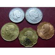Набор монет  Танзания