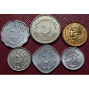 Набор монет Пакистан