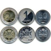 Набор монет Грузии 2006 год