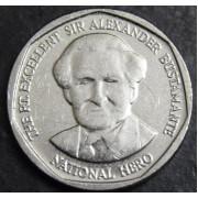 1 доллар  2012 год . Ямайка