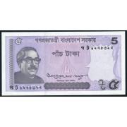 5 така 2017 год . Бангладеш