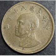 1 доллар 1994 год . Тайвань