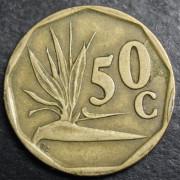 50 центов 1993  год . ЮАР