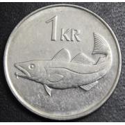 1 крона  2006 год . Исландия