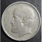 5 драхм 1978 год . Греция