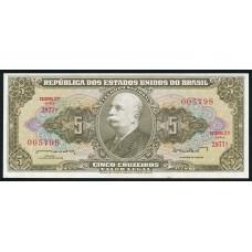 5 крузейро 1962-64 г.г Бразилия