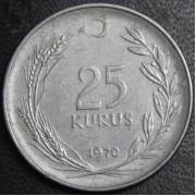 25 куруш 1970 год  Турция