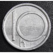 10 геллеров 1993 год Чехия