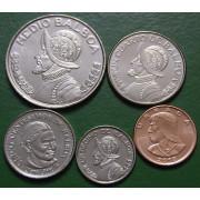 Набор монет Панама 2018 год
