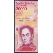 20000  боливаров 2017 год  Венесуэла