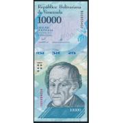 10000  боливаров 2017 год  Венесуэла