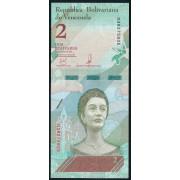 2  боливаров 2018 год  Венесуэла