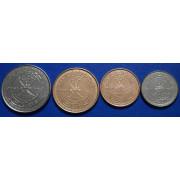 Набор монет  Оман 2015 год