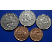 Набор монет  Сан Томе и Принсипи  2017 год