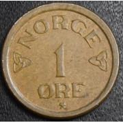 1 эре 1957 год Норвегия