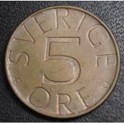 5 эре 1979 год Швеция