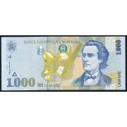 1000 лей 1998 год . Румыния