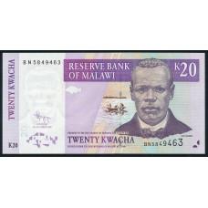 20 квача 2009 год . Малави