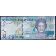 1 доллар  2014 год .  Каймановы острова