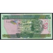 2 доллара 2006 - 2011 год . Соломоновы острова