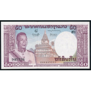 50 кип 1963 год.  Лаос