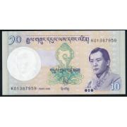 10 нгултрум 2006 год.  Бутан