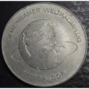 10 марок 1978 год. Совместный космический полёт СССР- ГДР