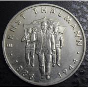 10 марок 1986 год. Эрнст Тельман