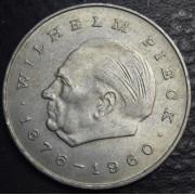 20 марок 1972 год. Вильгельм Пик