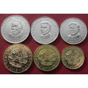 Набор монет  Таджикистан 2018 год.