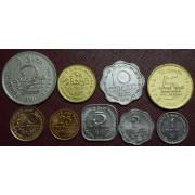 Набор монет  Шри- Ланка