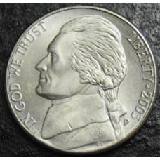 5 центов  2003 год