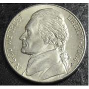 5 центов  2004 год