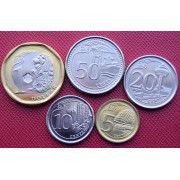Набор монет  Сингапур 2013 год