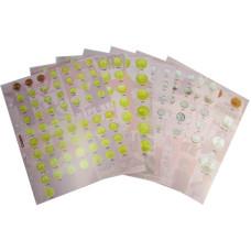 Комплект разделителей для монет регулярного  выпуска монет с  1921-1957 г. г  ( 7 штук)