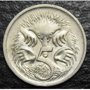 5 центов 2005 год Австралия