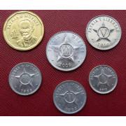 Набор монет Кубы