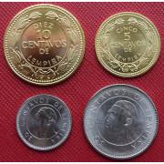 Набор монет  Гондураса  2007-2010 гг
