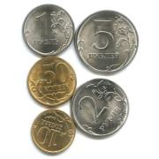 Набор  монет регулярного чекана 2013 год СПМД   мешковые