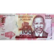 100 квача 2012 год . Малави