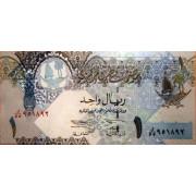 1 риал 2003 год . Катар
