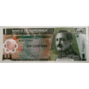 1 кетцаль 2008 год . Гватемала