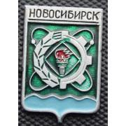 Значок  - Новосибирск
