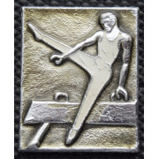 Значок  - Спортивная гимнастика